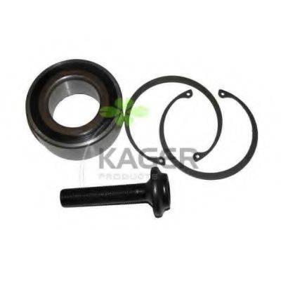 KAGER 830375 Комплект подшипника ступицы колеса