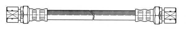 KAWE 510731 Тормозной шланг