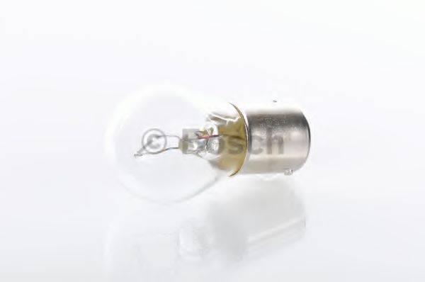 BOSCH 1987302201 Лампа накаливания, фонарь указателя поворота; Лампа накаливания, фонарь сигнала торможения; Лампа накаливания, задняя противотуманная фара; Лампа накаливания, фара заднего хода; Лампа накаливания, задний гарабитный огонь; Лампа накаливания, oсвещение салона; Лампа накаливания, дополнительный фонарь сигнала торможения; Лампа, противотуманные . задние фонари
