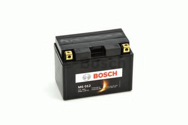 BOSCH 0092M60120 Стартерная аккумуляторная батарея; Стартерная аккумуляторная батарея