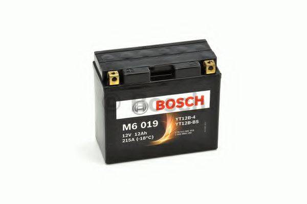 BOSCH 0092M60190 Стартерная аккумуляторная батарея; Стартерная аккумуляторная батарея