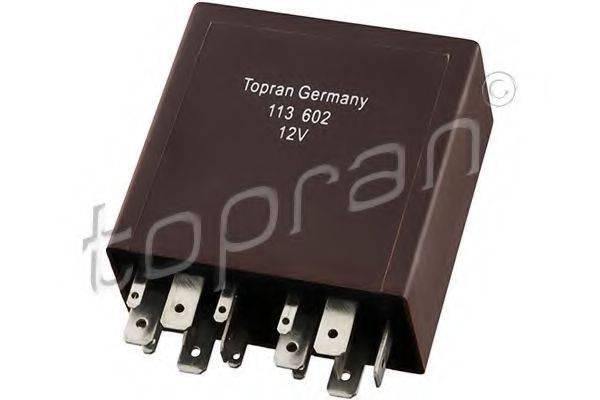 TOPRAN 113602 Реле, интервал включения стеклоочистителя