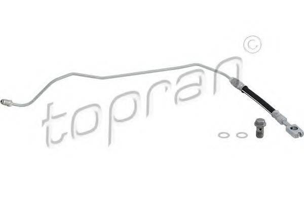 TOPRAN 114786 Тормозной шланг