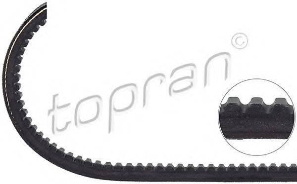 TOPRAN 100956 Клиновой ремень