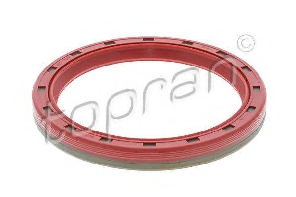 TOPRAN 201166 Уплотняющее кольцо, коленчатый вал