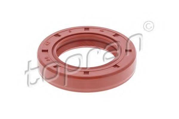 TOPRAN 205588 Уплотняющее кольцо вала, масляный насос