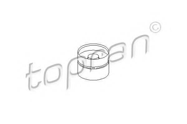 TOPRAN 109174 Толкатель
