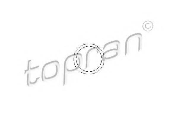TOPRAN 202307 Прокладка, корпус термостата