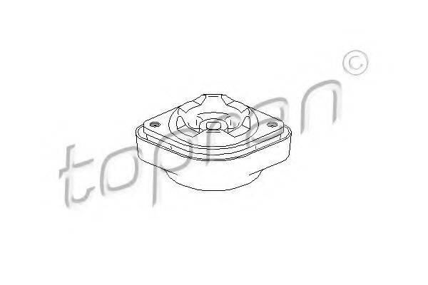 TOPRAN 110230 Подвеска, ступенчатая коробка передач