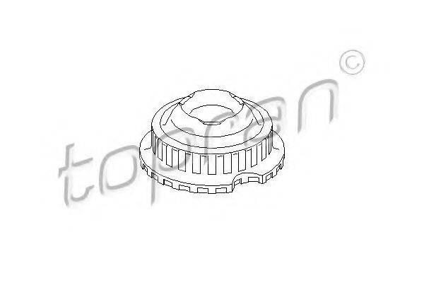 TOPRAN 107152 Опора стойки амортизатора