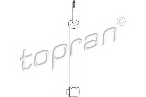 TOPRAN 108373 Амортизатор
