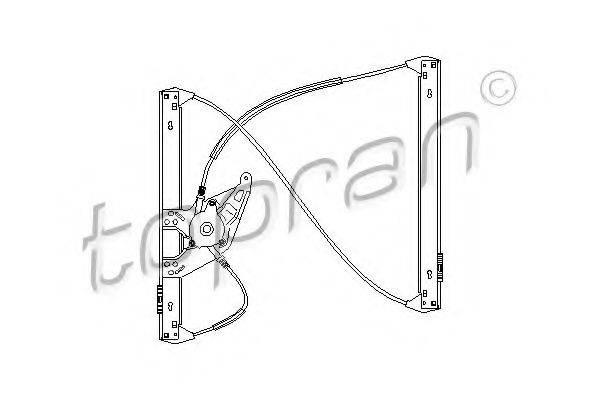 TOPRAN 110452 Подъемное устройство для окон