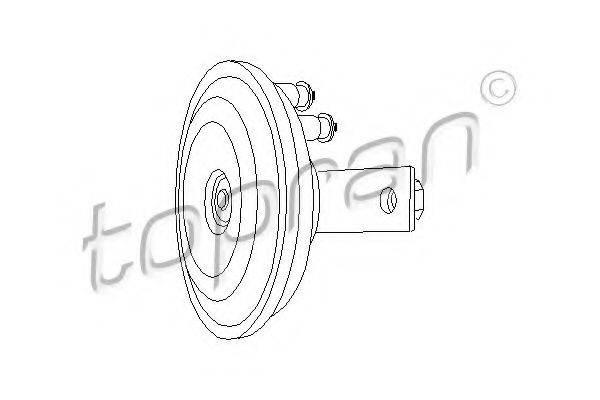 TOPRAN 102953 Звуковой сигнал