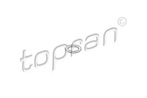 TOPRAN 111966 Прокладка, трубопровод охлаждаю