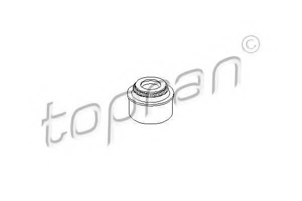 TOPRAN 201256 Уплотнительное кольцо, стержень кла