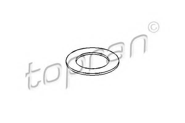 TOPRAN 201306 Прокладка, маслоналивная горловина