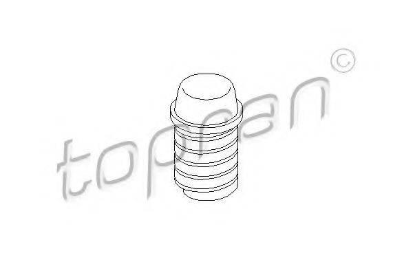TOPRAN 205234 Буфер, капот