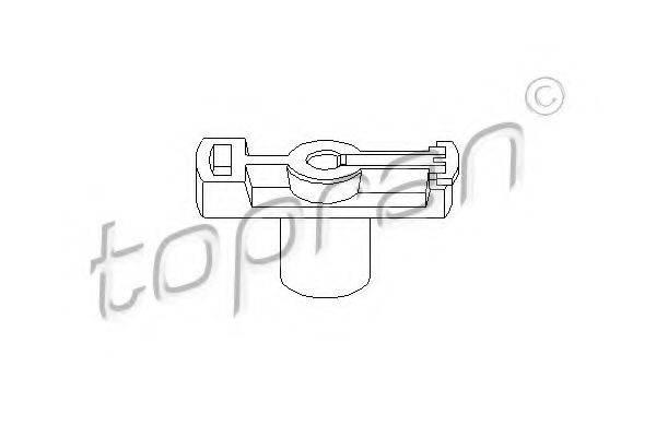 TOPRAN 202016 Бегунок распределителя зажигани