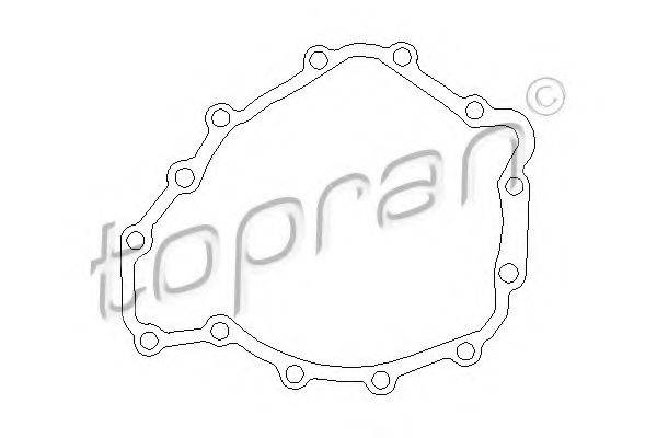 TOPRAN 113388 Прокладка, ступенчатая коробка