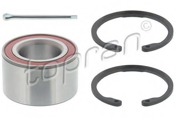 TOPRAN 202430 Комплект подшипника ступицы колеса