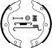CIFAM 153293K Комплект тормозных колодок, стояночная тормозная система