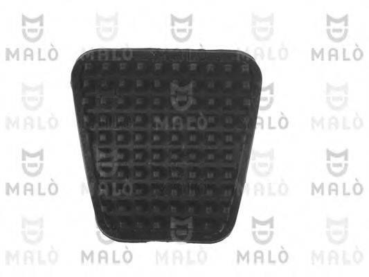 MALO 23715 Накладка на педаль, педаль сцепления