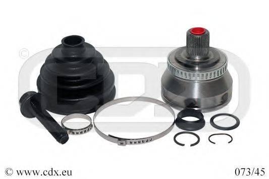CDX 07345 Шарнирный комплект, приводной вал