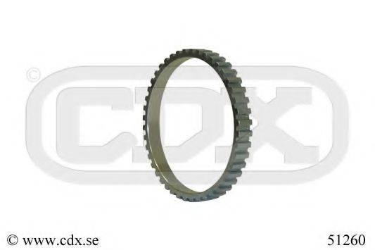 CDX 51260 Зубчатый диск импульсного датчика, противобл. устр.
