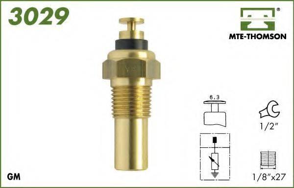 MTE-THOMSON 3029 Датчик, температура охлаждающей жидкости