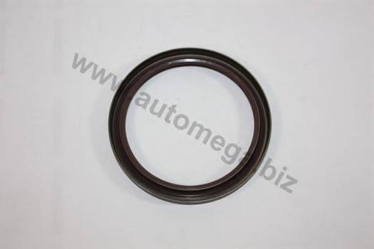AUTOMEGA 1006140830 Уплотняющее кольцо, коленчатый вал