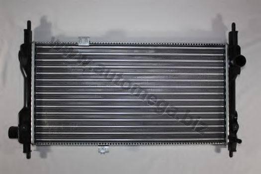 AUTOMEGA 3013020074 Радиатор, охлаждение двигателя