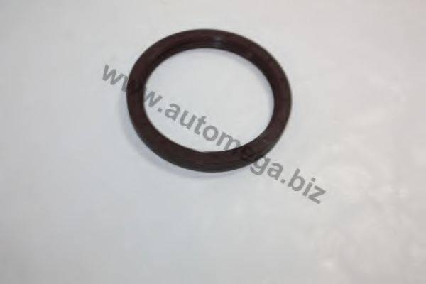 AUTOMEGA 1006140203 Уплотняющее кольцо, коленчатый вал