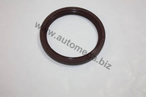 AUTOMEGA 3006140203 Уплотняющее кольцо, коленчатый вал