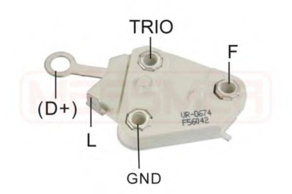MESSMER 215129 Регулятор генератора