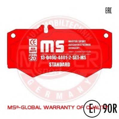 MASTER-SPORT 13046044012N-SET-MS