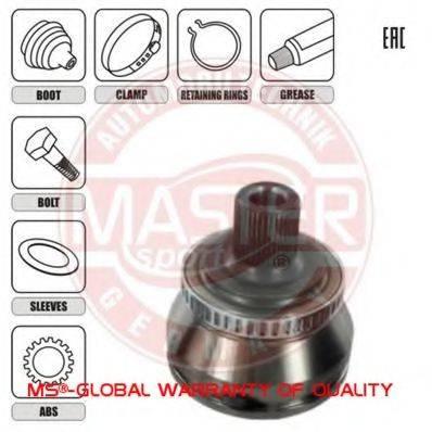 MASTER-SPORT 301961SETMS Шарнирный комплект, приводной вал