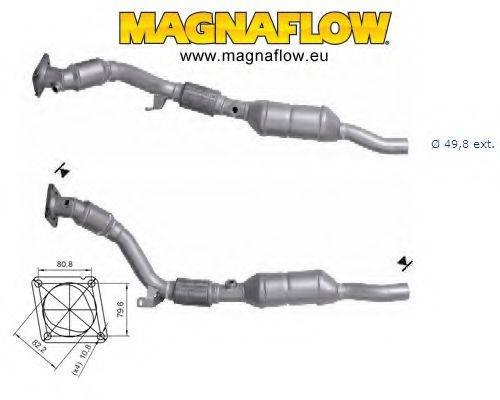 MAGNAFLOW 77223 Катализатор