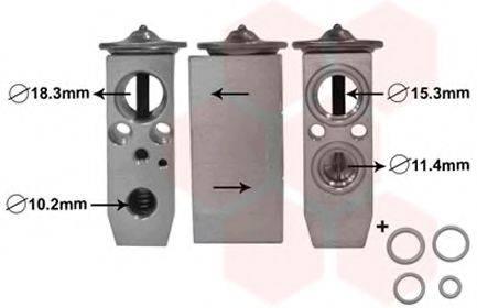 VAN WEZEL 13001359 Расширительный клапан, кондиционер