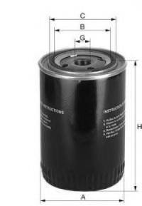 UNIFLUX FILTERS XO318 Масляный фильтр