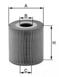 UNIFLUX FILTERS XOE30 Масляный фильтр