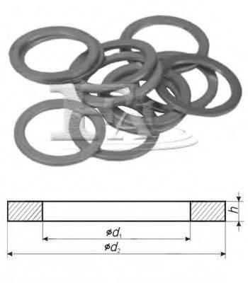 Уплотнительное кольцо FA1 005.810.100