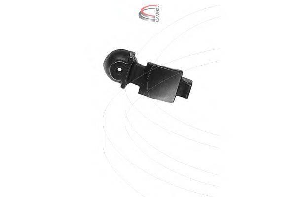 CAMPRO CP42201 Балансир, управление двигателем
