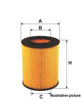 OPEN PARTS EOF400610 Масляный фильтр