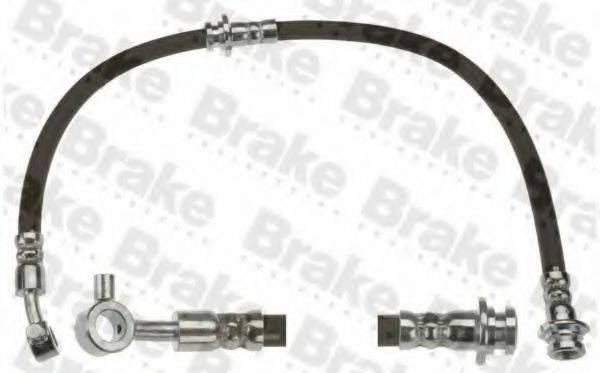 BRAKE ENGINEERING BH778520 Тормозной шланг