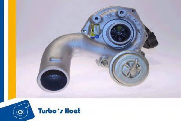 TURBO S HOET 1100175 Компрессор, наддув