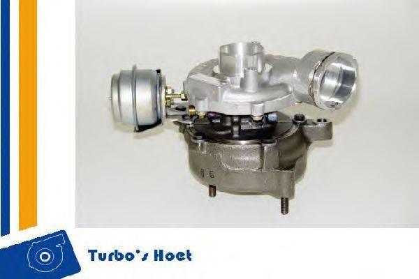 TURBO S HOET 1100414 Компрессор, наддув