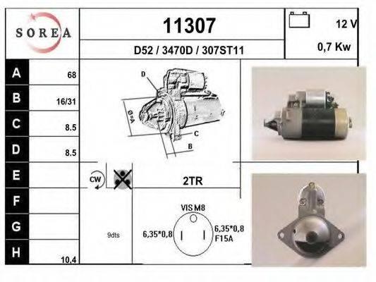 EAI 11307 Стартер