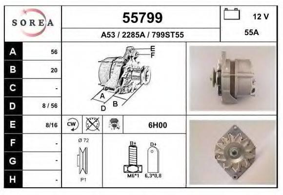 EAI 55799 Генератор