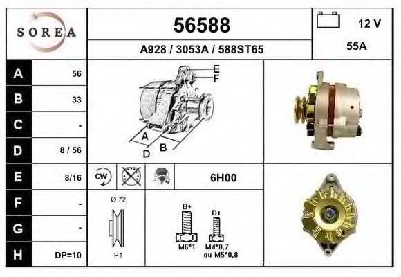 EAI 56588 Генератор