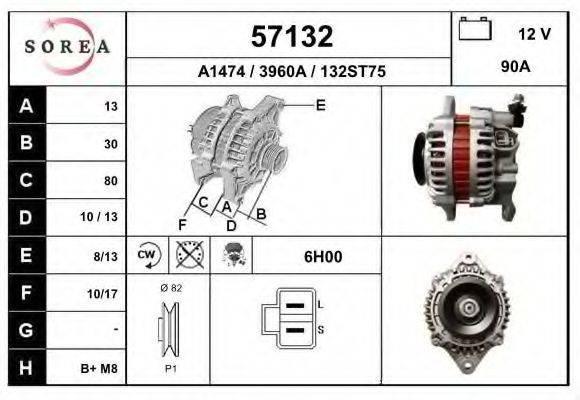 EAI 57132 Генератор